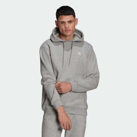 Camisola com capuz Adidas Homem Tamanho XS (COMO NOVA)