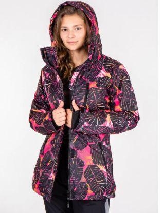 горнолыжная женская термокуртка