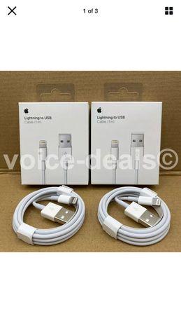 iPhone cabo carregador
