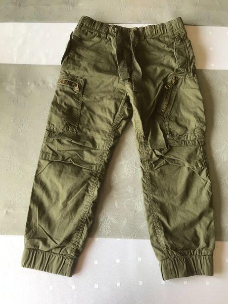 Spodnie ocieplane dla chłopca H&M rozmiar 104 (4-5 lat)