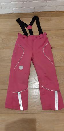 Spodnie narciarskie cool club rozm 116