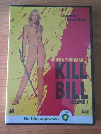 Kill Bill vol.I DVD (folia)