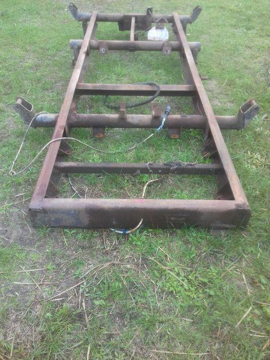 Рама тракторного прицепа 2птс4 с документами или отдельно Иршанск - изображение 1