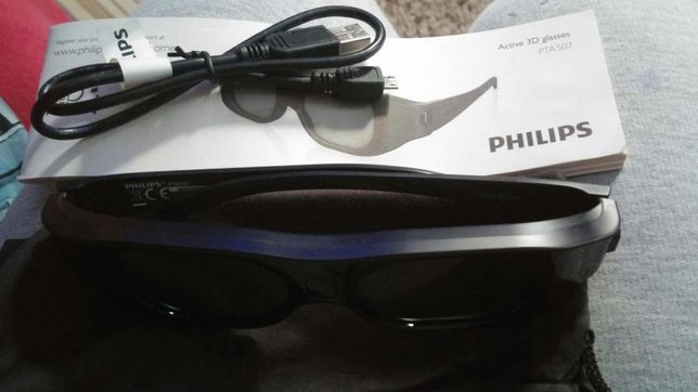 Okulary 3D PHILIPS