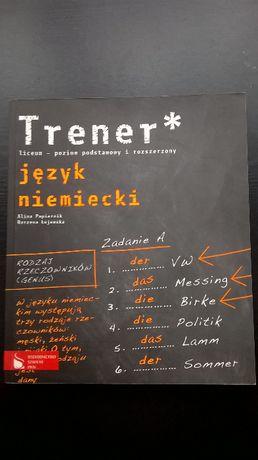 Ćwiczenia z gramatyki języka niemieckiego poziom rozszerzony