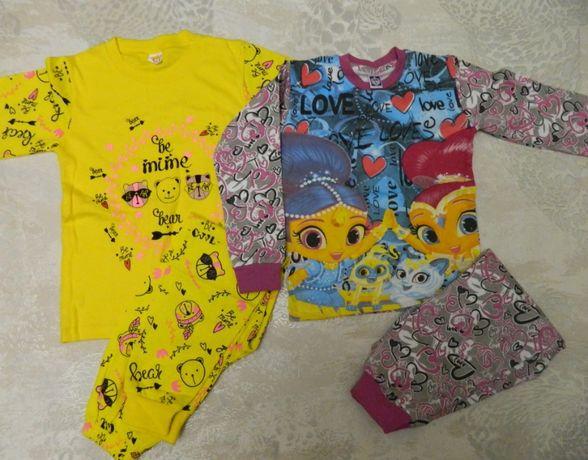 НОВАЯ пижамка для девочки