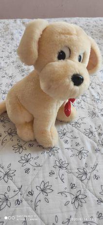 Мягкая игрушка собака щенок 22 см