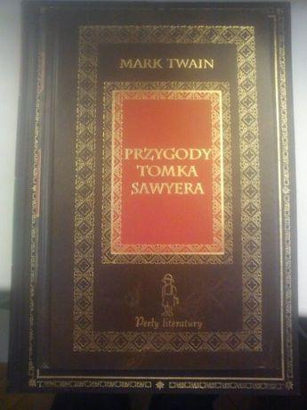 Przygody Tomka Sawyera Mark Twain;2001;oprawa twarda skóropodobna