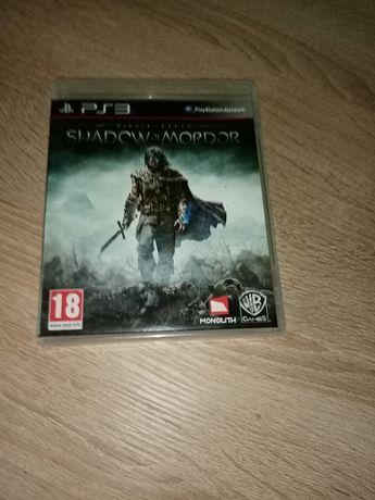 Gra Shadow of Mordor na PS3- stan idealny