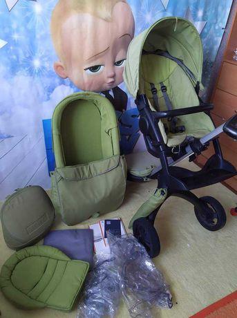 Детская коляска Stokke Xplory