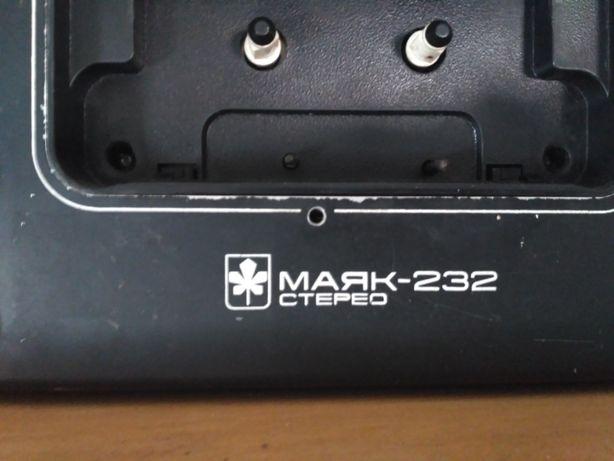 Магнитофон Маяк 232