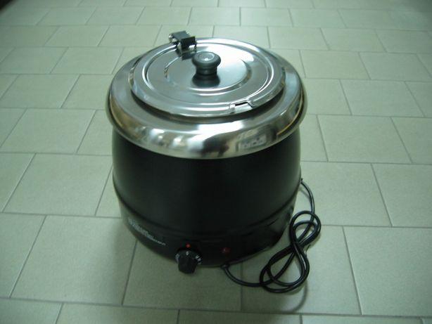 Panela elétrica para manter a sopa quente banho maria
