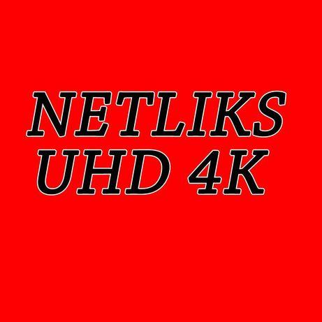 NETFLIX PL Premium 30 DNI - Gwarancja - Bez blokad + TV/PC/PS/XBOX
