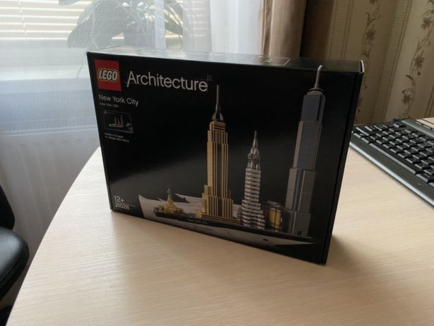 "Конструктор LEGO Architecture ""New York"""