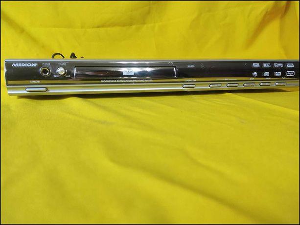 DvD Medion MD 7457 srebrne