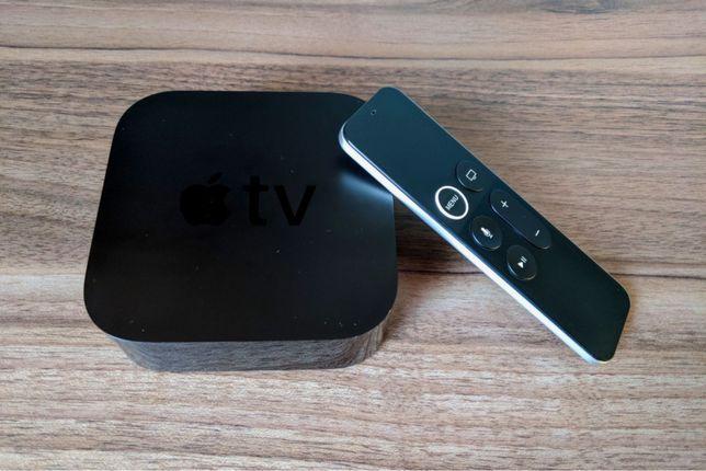 Apple tv 4K gwarancja komplet