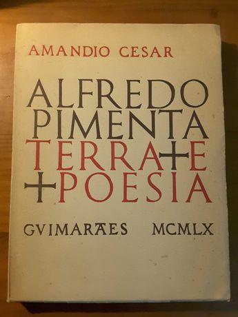 Alfredo Pimenta Terra e Poesia / A. Search (F. Pessoa): Poesia