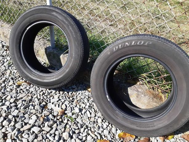 Opony letnie Dunlop 215 65 R16