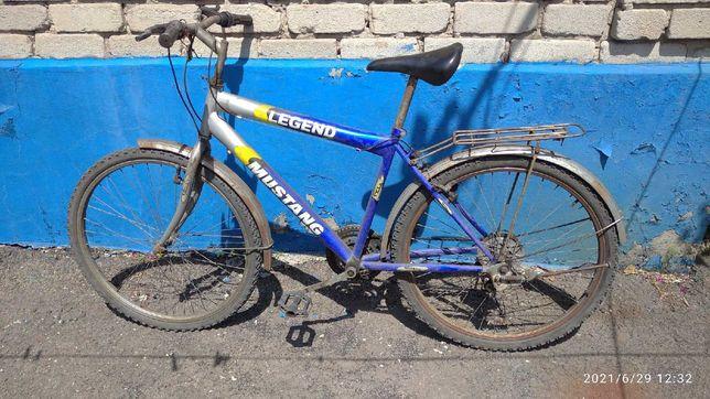 продам под восстановление велосипед