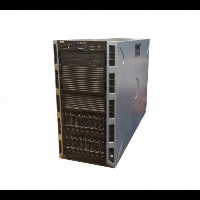Serwer poleasingowy Dell T630 tower 2x procesor 8 rdzeni 64GB RAM Poznań - image 1