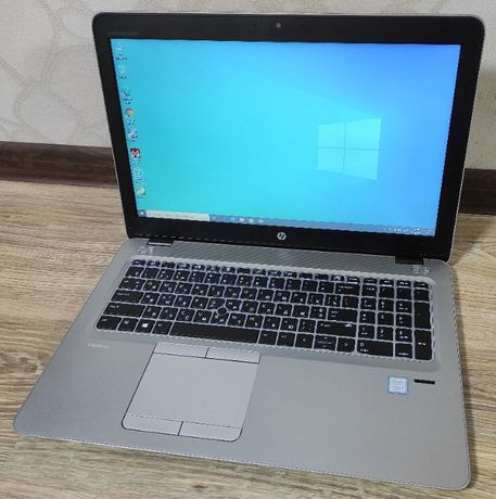 "Ноутбук HP EliteBook 850 G4 15.6""FHD i5-7200U 3.1GHz RAM 16Gb SSD 256"
