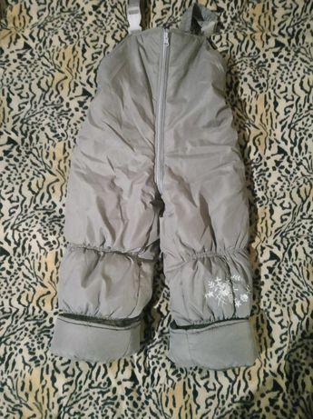 Штани зимові 110 ріст