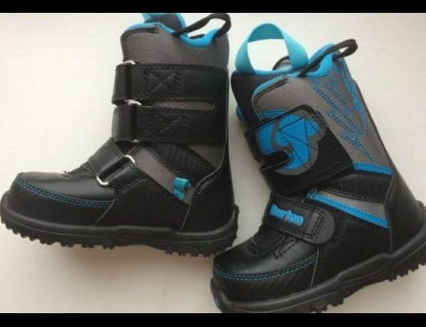 Ботинки Burton сноуборд