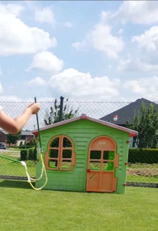 Domek do ogrodu dla dzieci