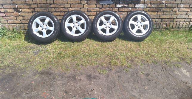 Felgi aluminiowe Advanti R15 5x112 VW Passat