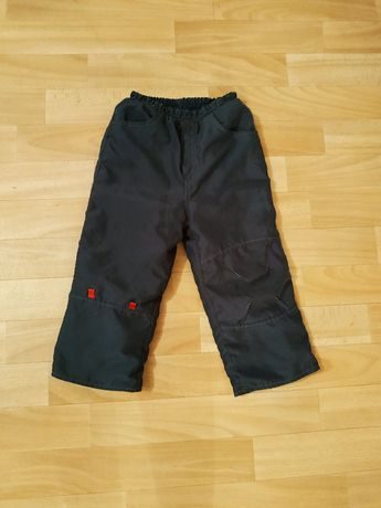 Штаны брюки спортивные на флисе  для мальчика