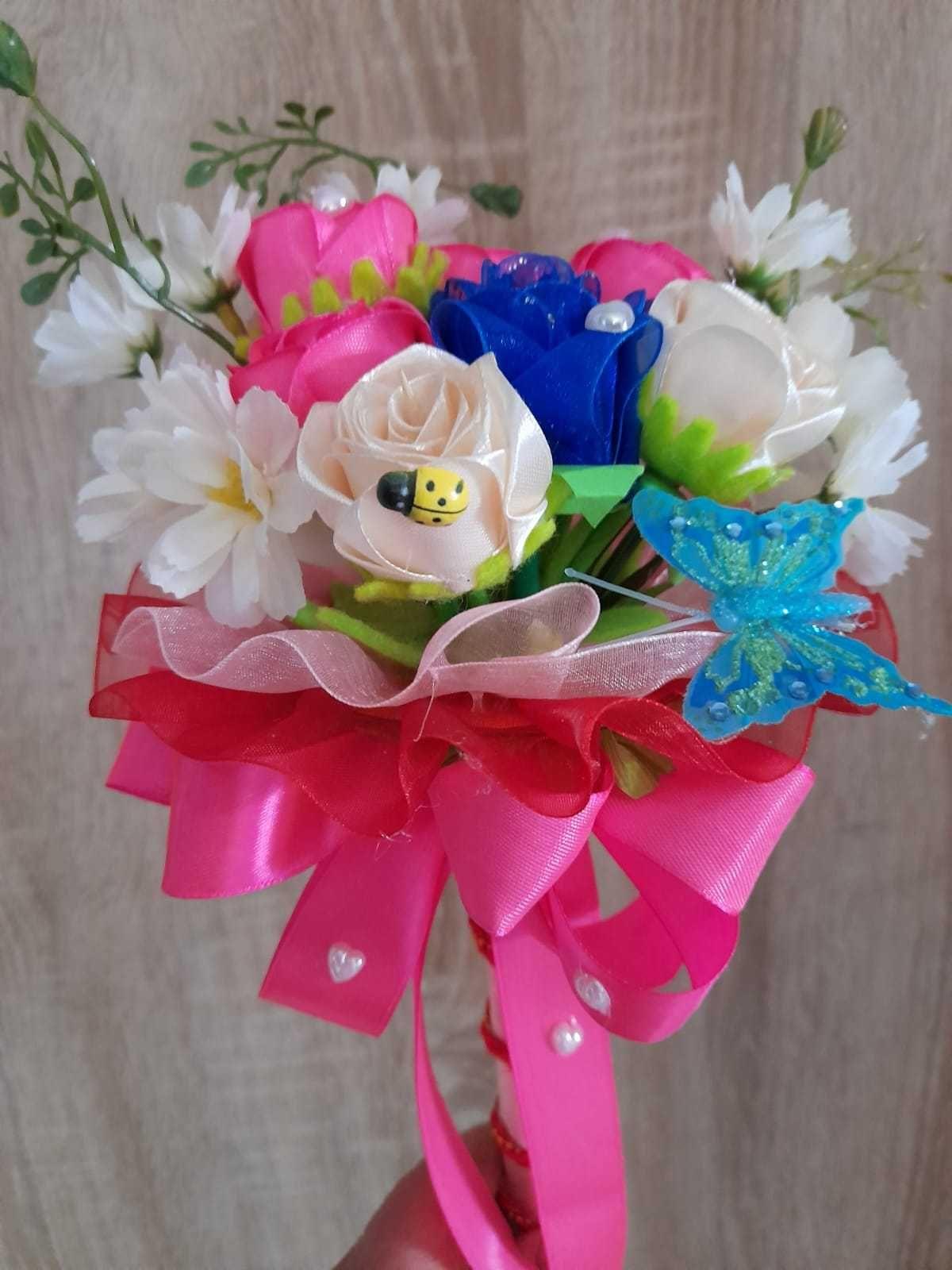 Kwiaty Hand Made