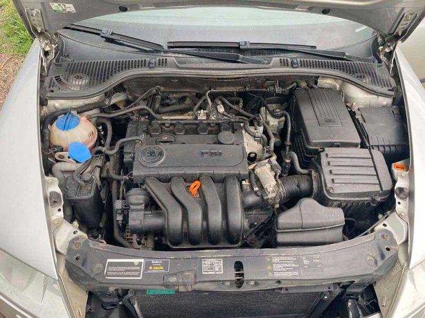 Двигатель мотор 2.0 FSI пассат б6 шкода октавия РАЗБОРКА Запчасти