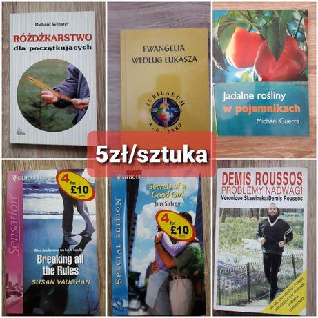 Sprzedam książki-różne