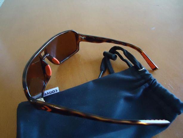 Óculos de Sol Polarizados Converse Point Guard Novos