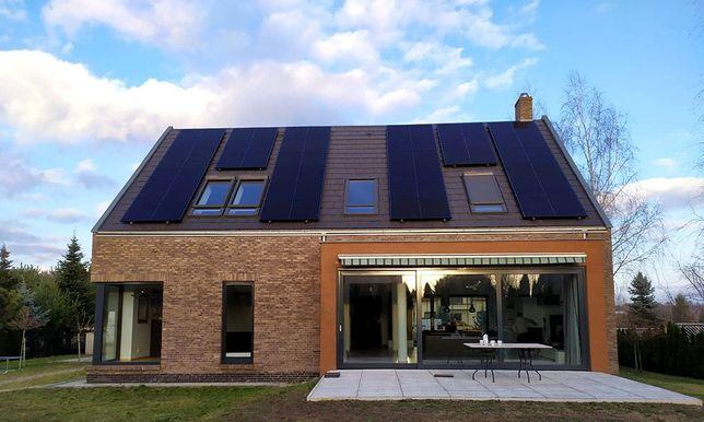 Fotowoltaika - instalacja fotowoltaiczna 9.99 kW montaż