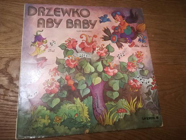 płyta winylowa dla dzieci Drzewko Aby Baby