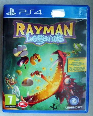 Rayman Legends PL. - PS4