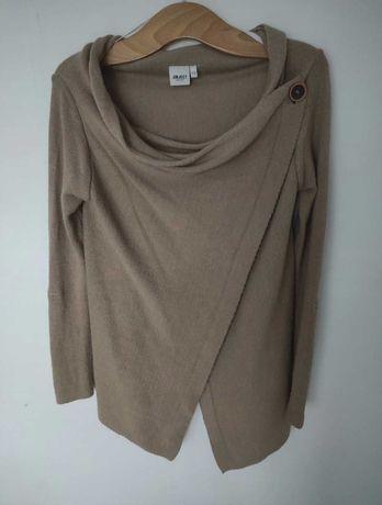 Sweterek narzutka w rozmiarze XS/S
