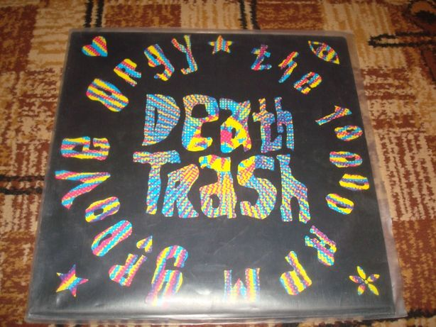 Płyty winylowe Death Trash-The 10.000 R.P.M. Groove Orgy