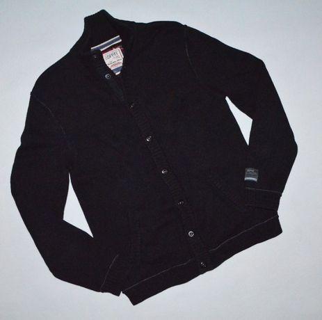 ESPRIT M/L czarny sweter sportowy