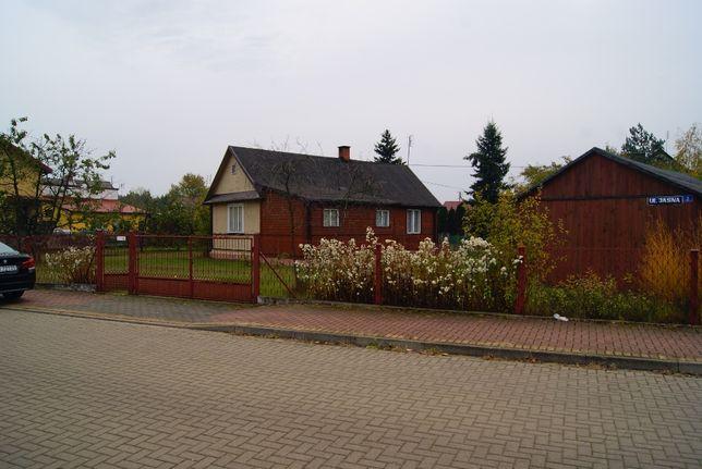 Dom na działce o pow 2000m2
