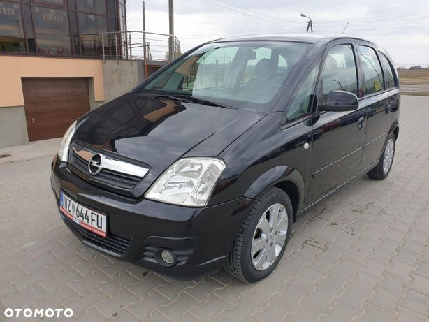 Opel Meriva Klima, 2 x Koła