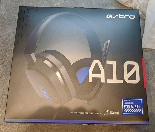 ASTRO A10 słuchawki gamingowe do PC, Xbox One, PS4/PS5