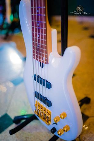 Yamaha BB605 gitara basowa - zamiana na Jazz Bass lub inną piątkę