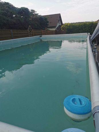 Продам каркасный бассейн BestWay 732× 366x 132cm