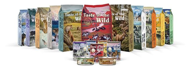 karma Taste of the Wild 2 kg