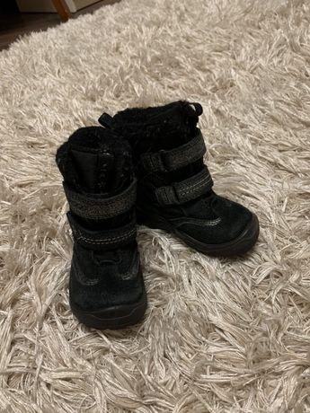 Зимние ботиночки Ecco