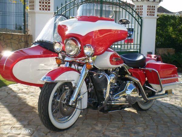 Harley-Davidson Electra  Glide Ultra Classic Side-Car