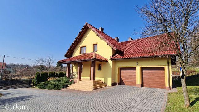 Piękny dom z 2011 w Alwerni, 222 m2, bezpośrednio