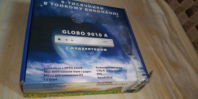 Тюнер GLOBO 9010 A
